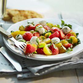 Fris & fruitige salades