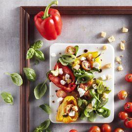 Kleurrijke salades
