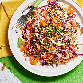 Crispy salades