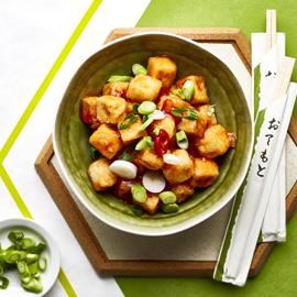 Koken met tofu