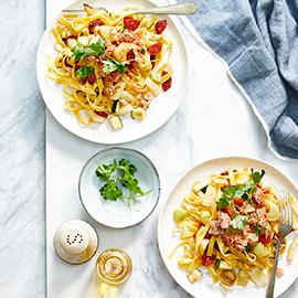 Variëren met pasta