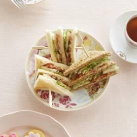 BLT mini sandwich