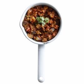 Oosterse curry-gehaktstoof