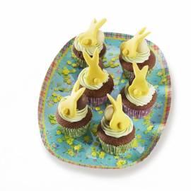 Paashaas cupcake
