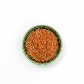 Paprika-koriandertapenade