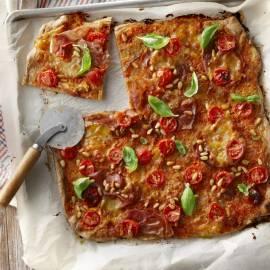 Pizza 'gezond'