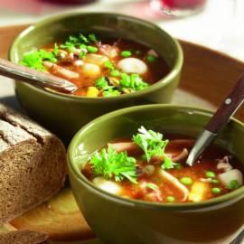 Bretonse tomaten-vissoep