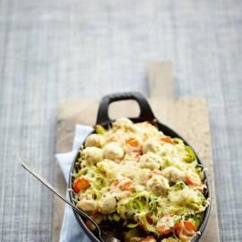 Aardappel-gehaktschotel