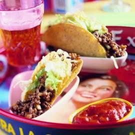 Taco´s met Mexicaans gehakt