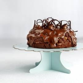 Weense chocoladetaart