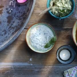 Yoghurt-aioli