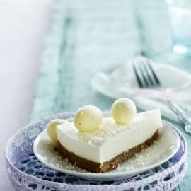 Yoghurt-roomtaart