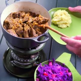 Zoervleisch (zuurvlees) uit Limburg