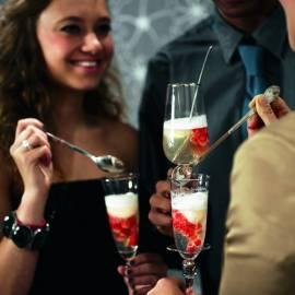 Champagnespoom