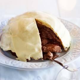 Chocolade 'bom'