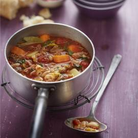 Herfstminestrone