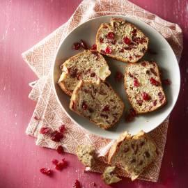 Cranberry-appelcake