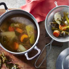 Basisrecept runderbouillon