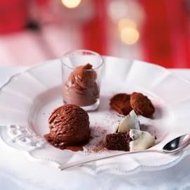Grand chocoladedessert