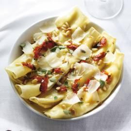 Lasagnepakketjes met kruidenricotta