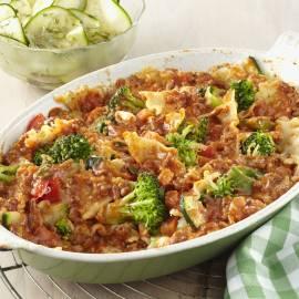 Lasagnette met broccoli