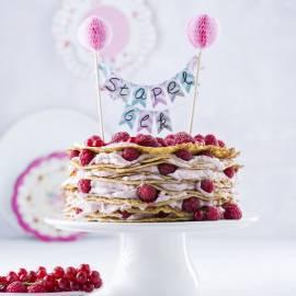 Pannenkoeken taart!