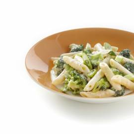 Penne met broccoli