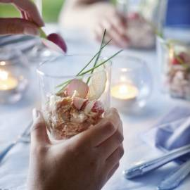 Rillettes van makreel