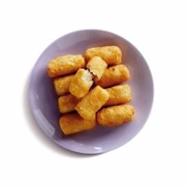 Risottokroketjes met Parmezaanse kaas