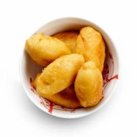 Aardappel-kerriesoesjes