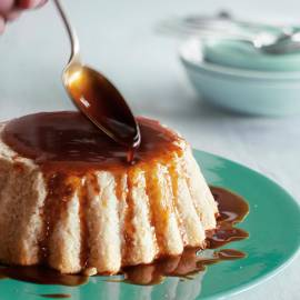Sticky toffee rijstepudding