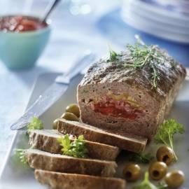 Toscaans gehaktbrood met ansjovis