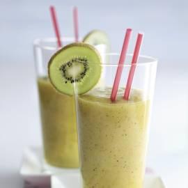 Tropische fruitsmoothie
