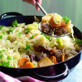 Ierse stoofpot (Irish stew)
