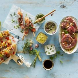 Japanse marinade voor rundvlees