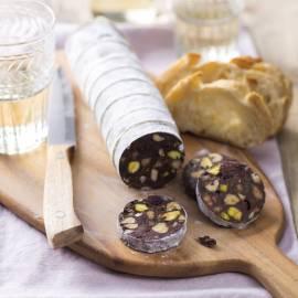 Chocolade-salami
