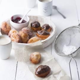 Ricotta-beignets