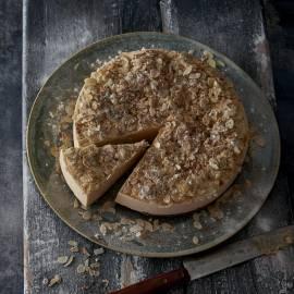 Pompoen-cheesecake