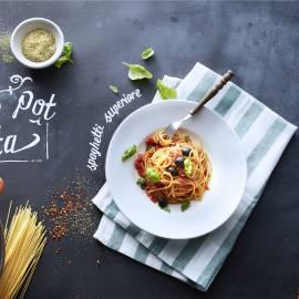 Spaghetti superiore