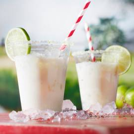 Frozen Brazilian lemonade