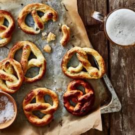 Basisrecept pretzels