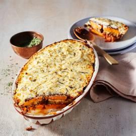 Zoete-aardappel-moussaka