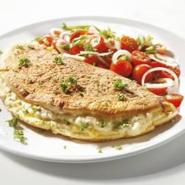 Luchtige omelet