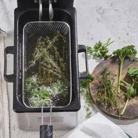 Kooktechniek: kruiden frituren