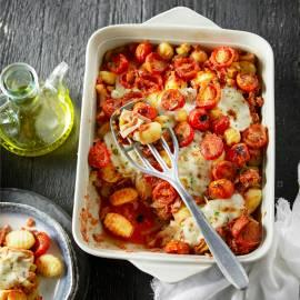 Gnocchi met tonijnsaus