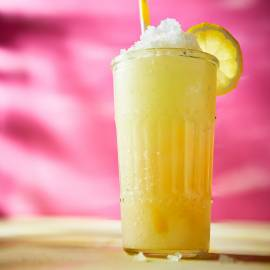 Citroen-limoncello slush puppy