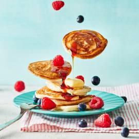 Karnemelk-pancakes