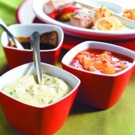 Oosterse marinade voor vlees, kip en kalkoen