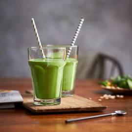 Groene ontbijtsmoothie