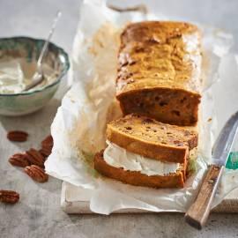 Wortel-ontbijtkoek